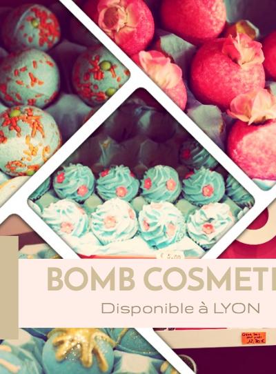 Bomb Cosmetics à Lyon !