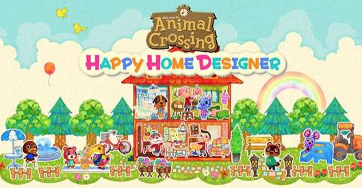 animal crossing home designer