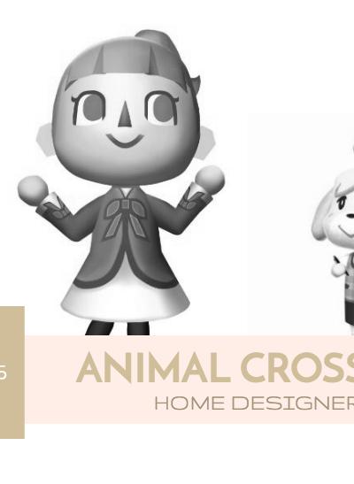 Un nouveau Animal Crossing pour l'automne !