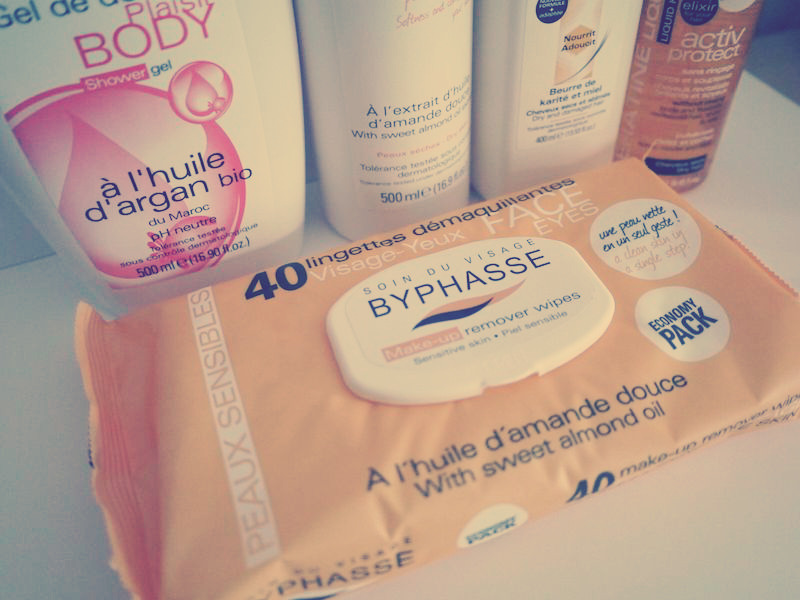 test produit Byphasse