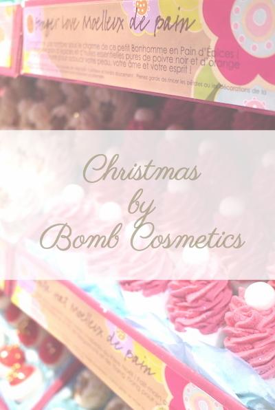 Bomb Cosmetics fête noël !