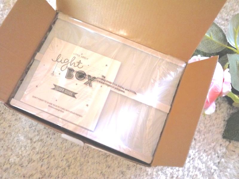 carton lightbox