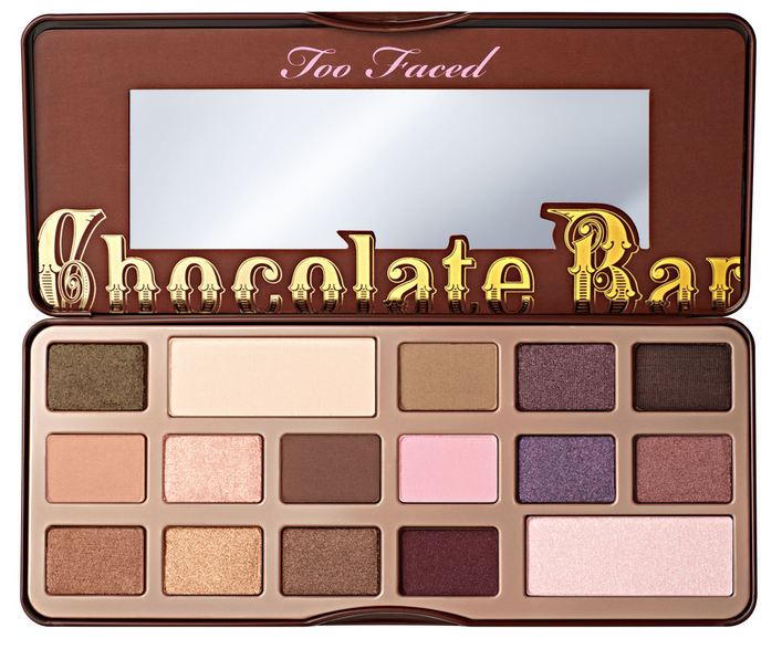 Dupe Chocolate bar Too Faced