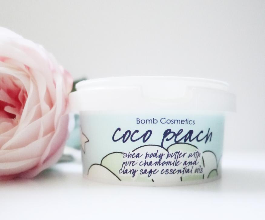 beurre corporel bomb cosmetics
