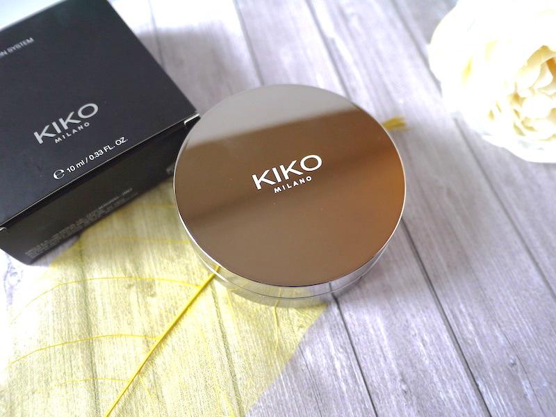 cushion cream kiko