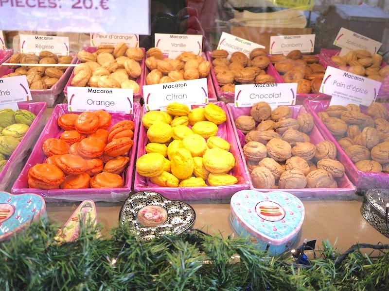 macarons-marche-de-noel-lyon