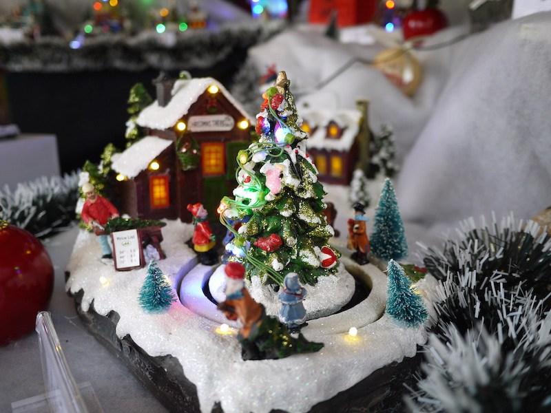 Decorations De Noel Bois Artisanales