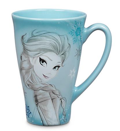mug reine des neiges disney