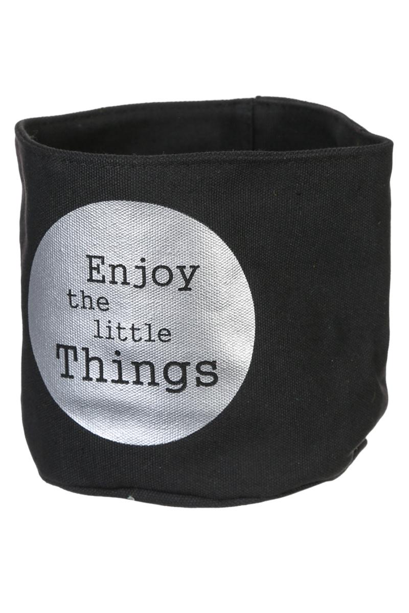 panier enjoy the little things