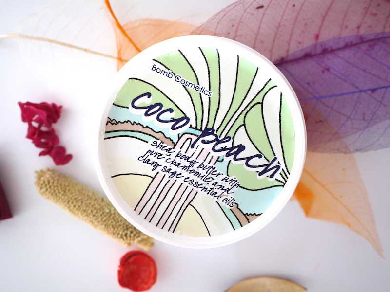 Coco Beach by Bomb Cosmetics