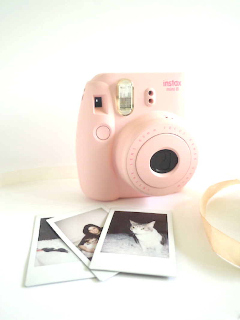 instax rose