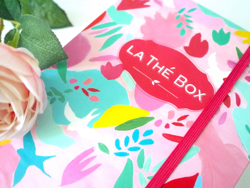 La Thé Box de février prend son envol