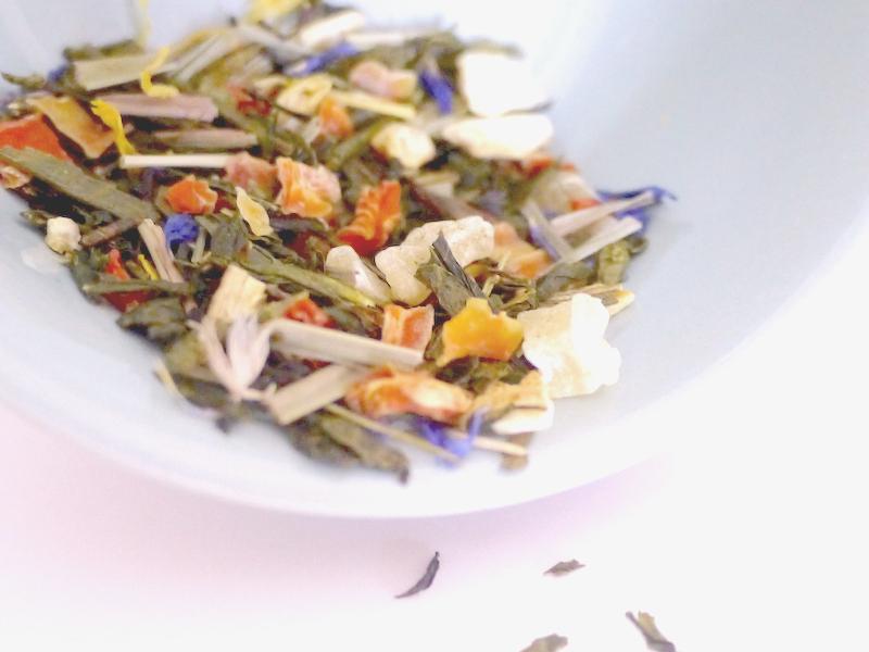 Délice détox : Le thé doux et fruité de Maison Bourgeon