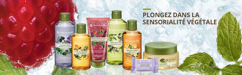 nouvelle collection plaisirs nature yves rocher