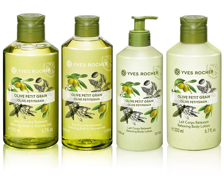 yves rocher olive petitgrain