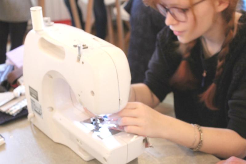 atelier cours couture lyon