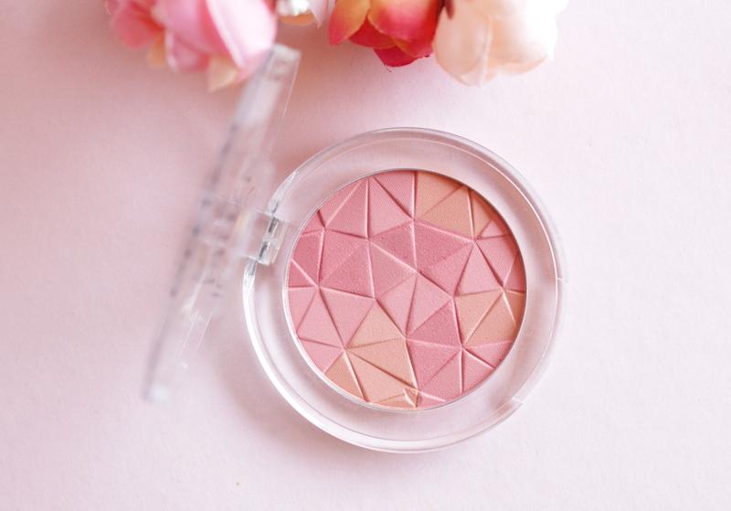 blush foral coral essence