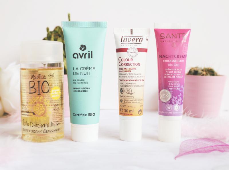 marques cosmétiques bio