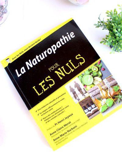 naturopathie pour les nuls livre