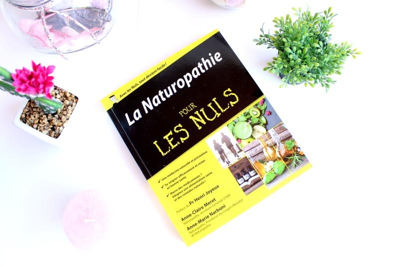 Le livre naturopathie pour tous grâce aux nuls !