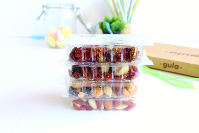 noix goji fruits secs