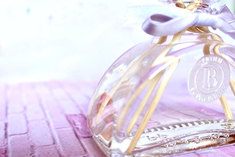 parfum intérieur mûre et musc