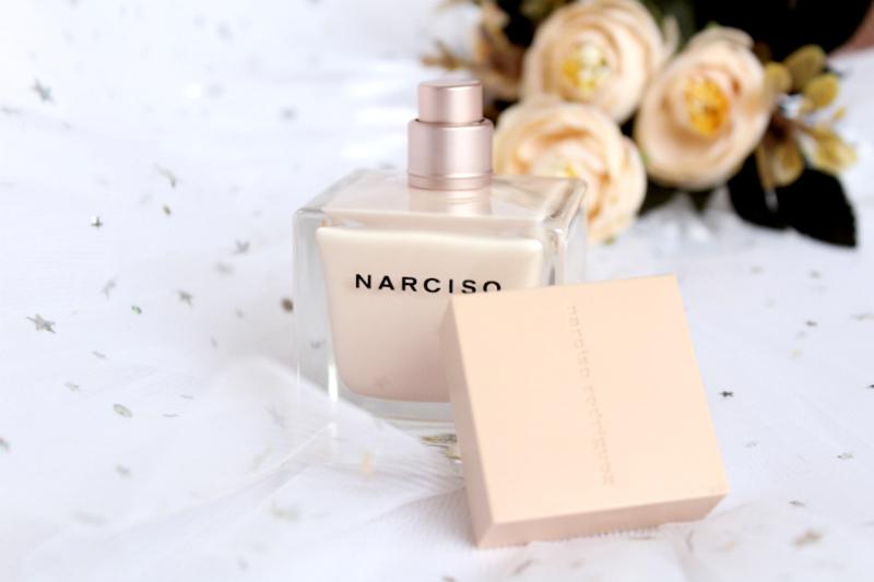 eau de parfum poudrée de Narciso Rodriguez