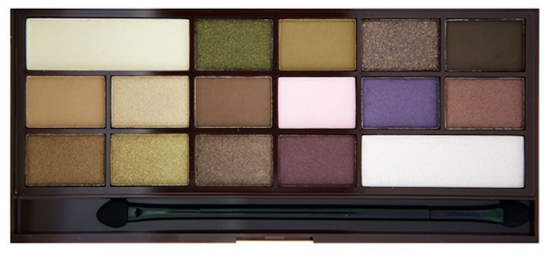 Dupe palette chocolate bar Too Faced