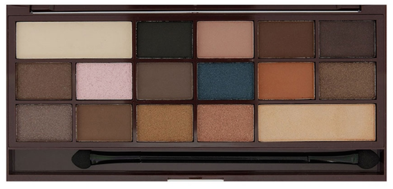dupe palette semi-sweet chocolate bar too faced