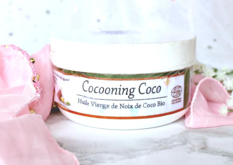 huile de coco cocooning coco