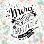 Merci mon carnet de gratitude solar