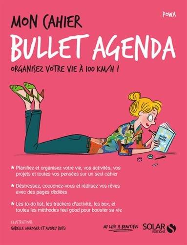mon cahier bullet agenda avis