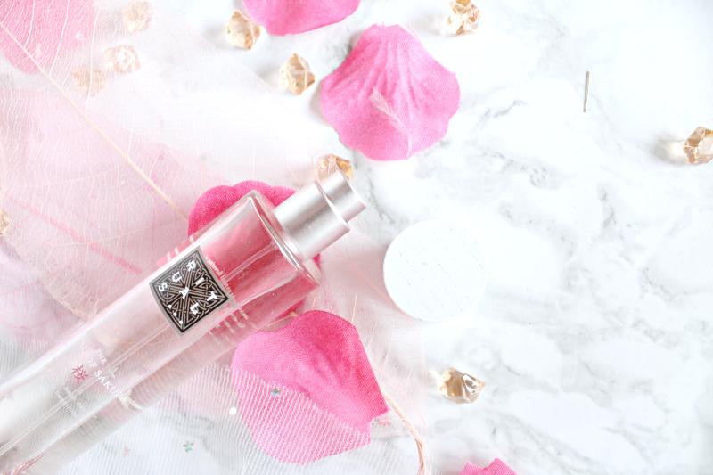 Les brumes parfumées corps et linge by Rituals