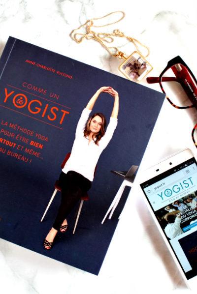 Comme un yogist : Le yoga au bureau c'est possible !
