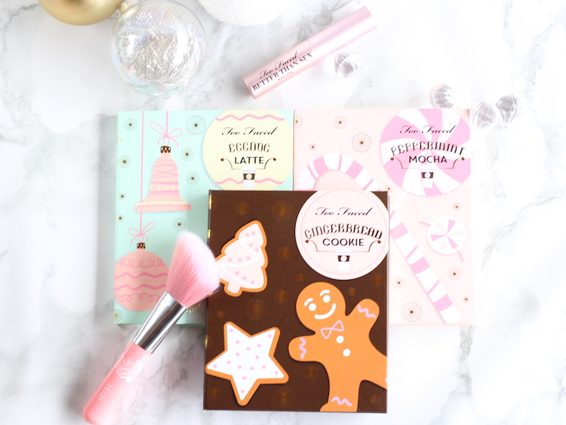 Coffret maquillage Noël Too Faced