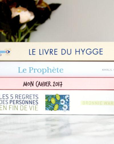 Wishlist livres pour cette fin d'année 2016