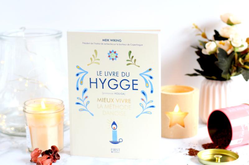 Le livre du Hygge méthode danoise