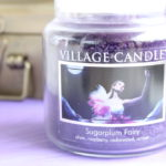 Bougie Sugarplum Fairy - Village Candle