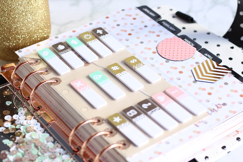 stickers my prima planner