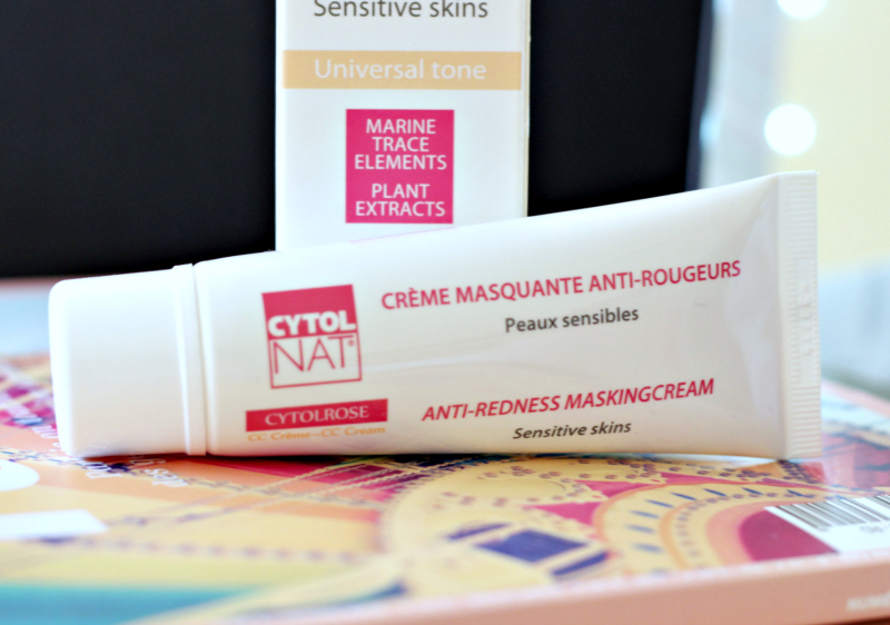 CC creme anti-rougeurs cytolrose
