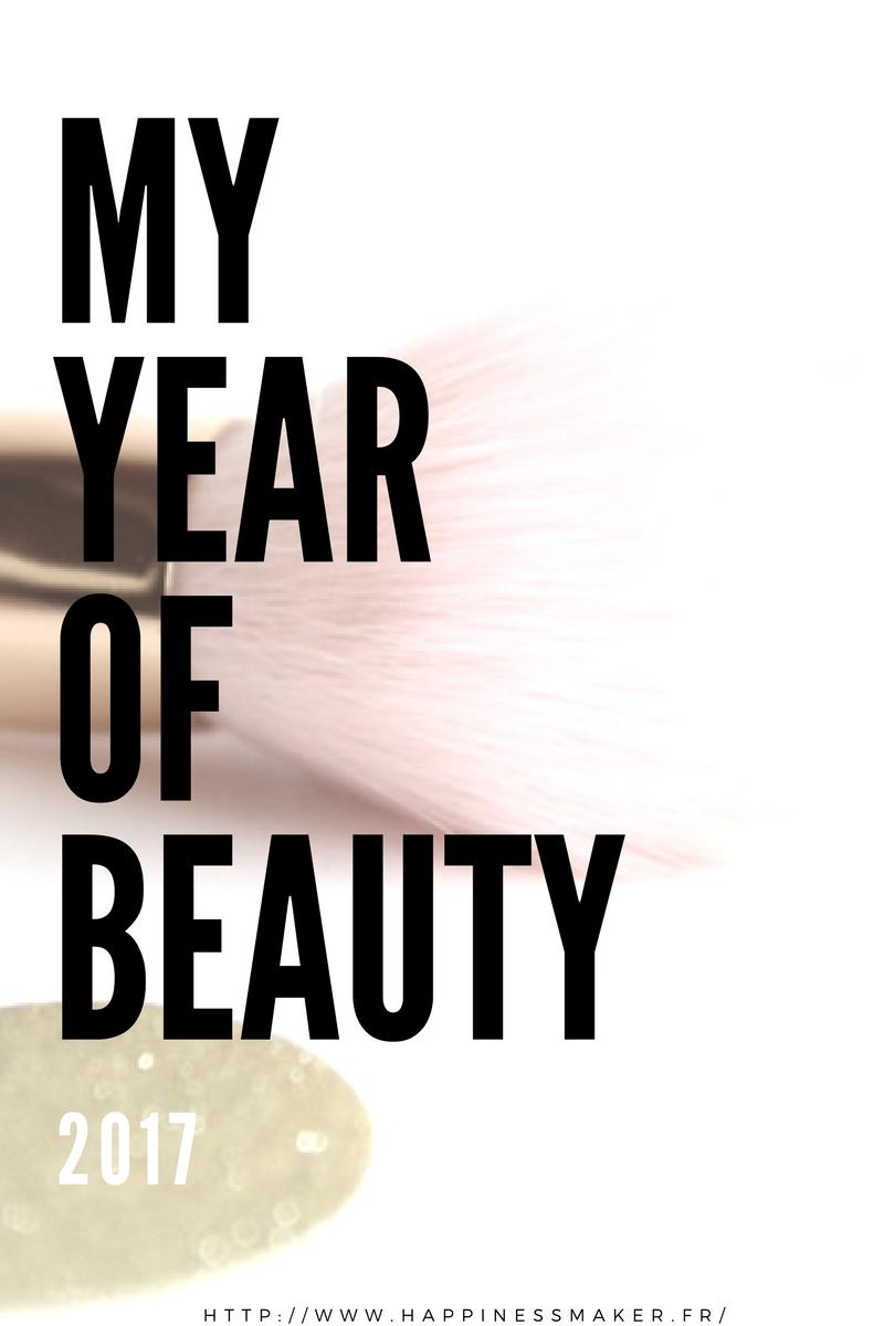 Beauty Planner 2017