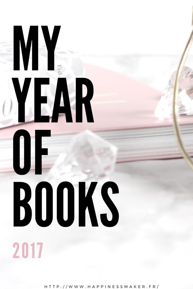 Planner livres et lecture