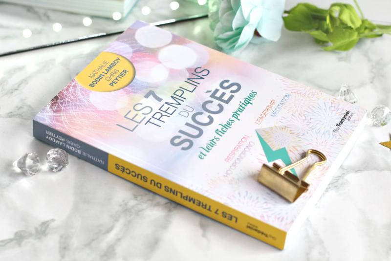 les 7 tremplins du succes livre developpement personnel