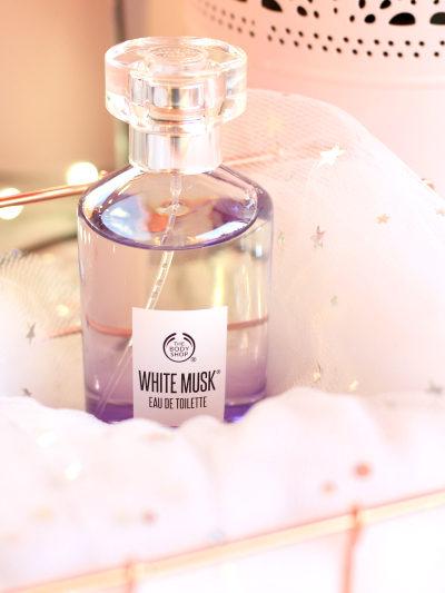 White Musk: Le parfum poudré de The Body Shop