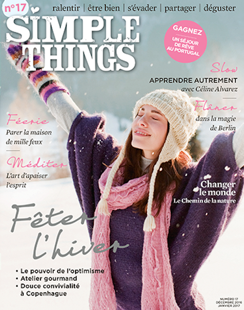 simple things magazine feel good