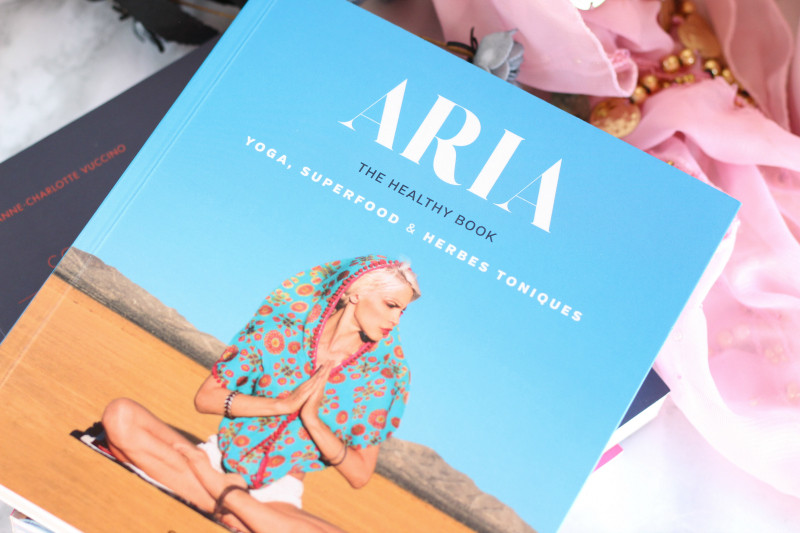 Aria The Healthy Book
