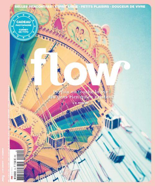 flow abonnement magazine feel good