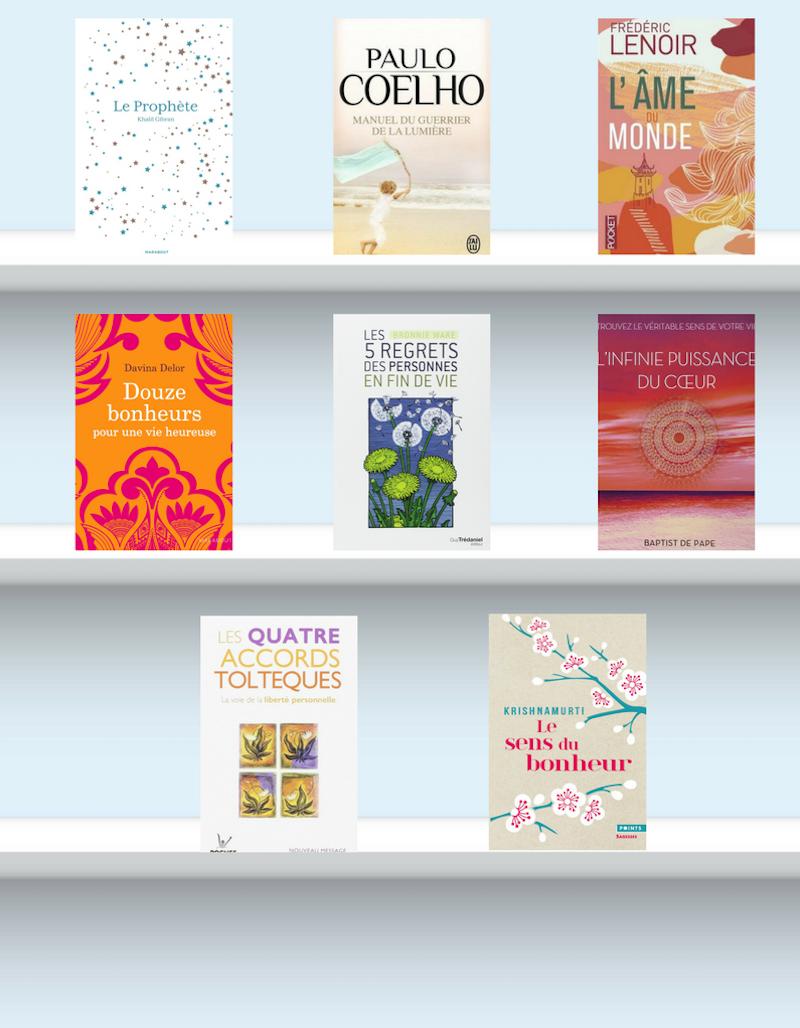 Livres inspirants et philosophiques