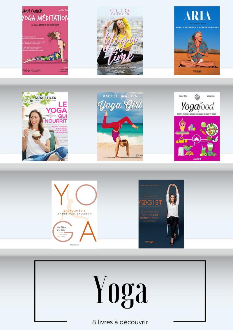 Livres sur le Yoga