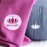 Zafu yoga méditiation Lotuscraft